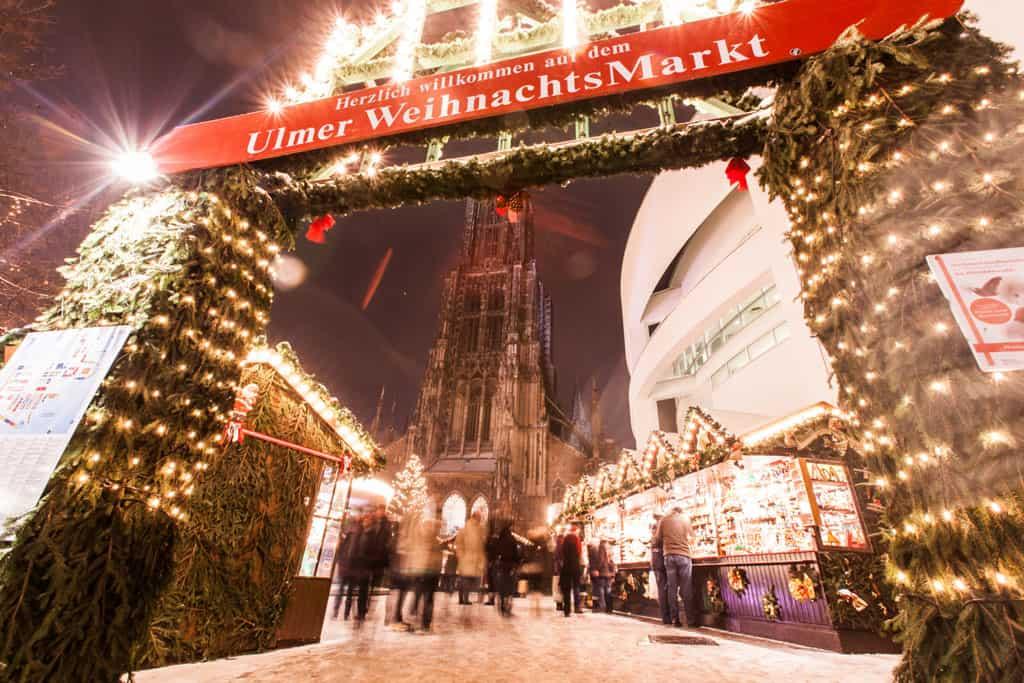 Ulmer Weihnachtsmarkt 2019